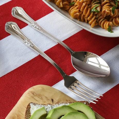 Ложка серебряная десертная Фаворит