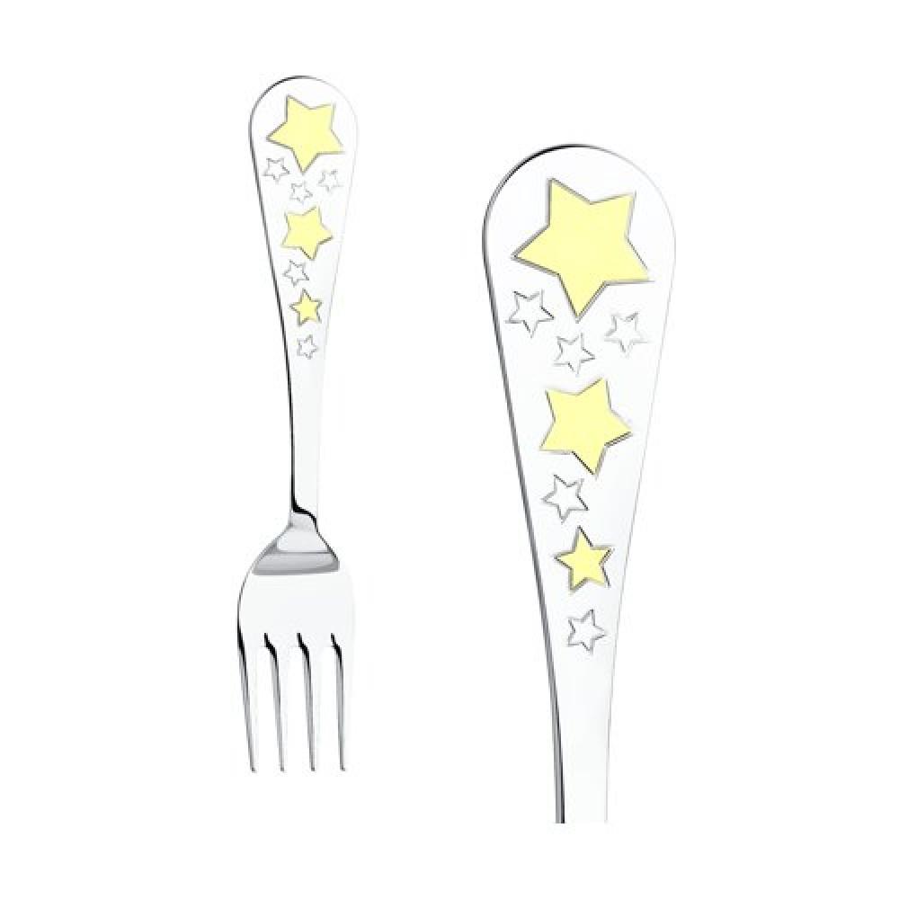Детский набор Звездочки из серебра sokolov